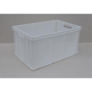 POJEMNIK PLASTYKOWY 60x40x30 cm kolor biały