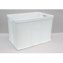 SKRZYNKA PLASTYKOWA 60x40x41 cm kolor biały