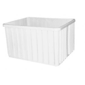 SKRZYNKI PLASTIKOWE 600x400x300 mm białe