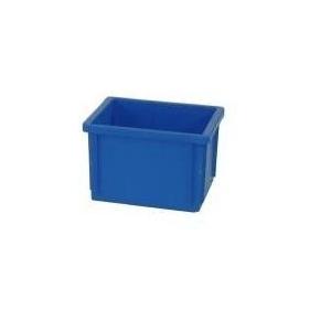 POJEMNIK MAGAZYNOWY 400x300x250 mm niebieski