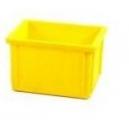 POJEMNIKI MAGAZYNOWE 400x300x250 mm żółte
