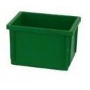 POJEMNIKI MAGAZYNOWE 400x300x250 mm zielone