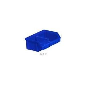 KUWETY PLASTIKOWE TYP VIA - 140x203x74 mm