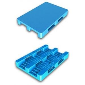 PALETY PLASTIKOWE 1200x800x150 mm na płozach