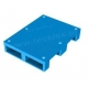 Półpaleta plastikowa 800x600x150 mm na płozach