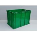 SKRZYNKI MAGAZYNOWE 60x40x41 cm zielone